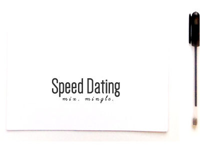 speed dating host instructions